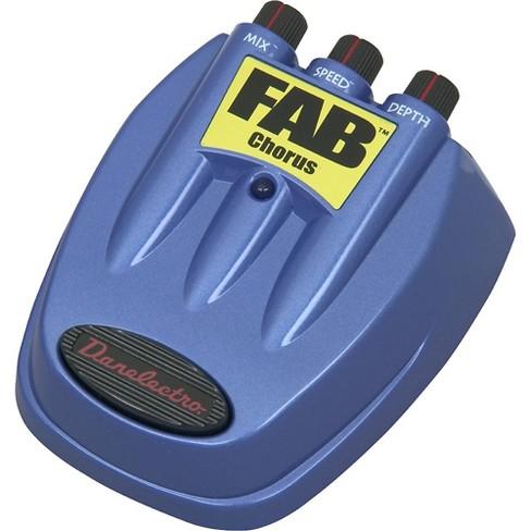 Danelectro FAB Chorus Guitar Effects Pedal - image 1 of 4