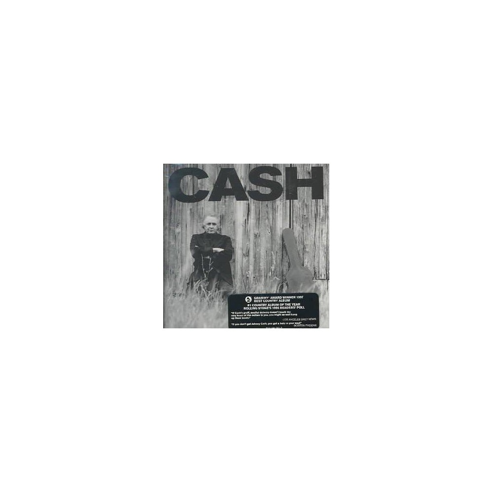 Johnny Cash Unchained Cd