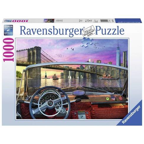 Ravensburger Brooklyn Bridge Jigsaw Puzzle - 1000pc - image 1 of 2