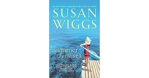 Summer by the Sea (Reprint) (Paperback) (Susan Wiggs) - image 1 of 1