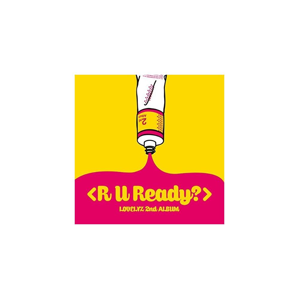Lovelyz - Vol 2 (R U Ready) (CD)