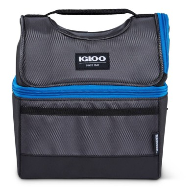 Igloo MaxCold Playmate Gripper Classic Molded Lunch Bag