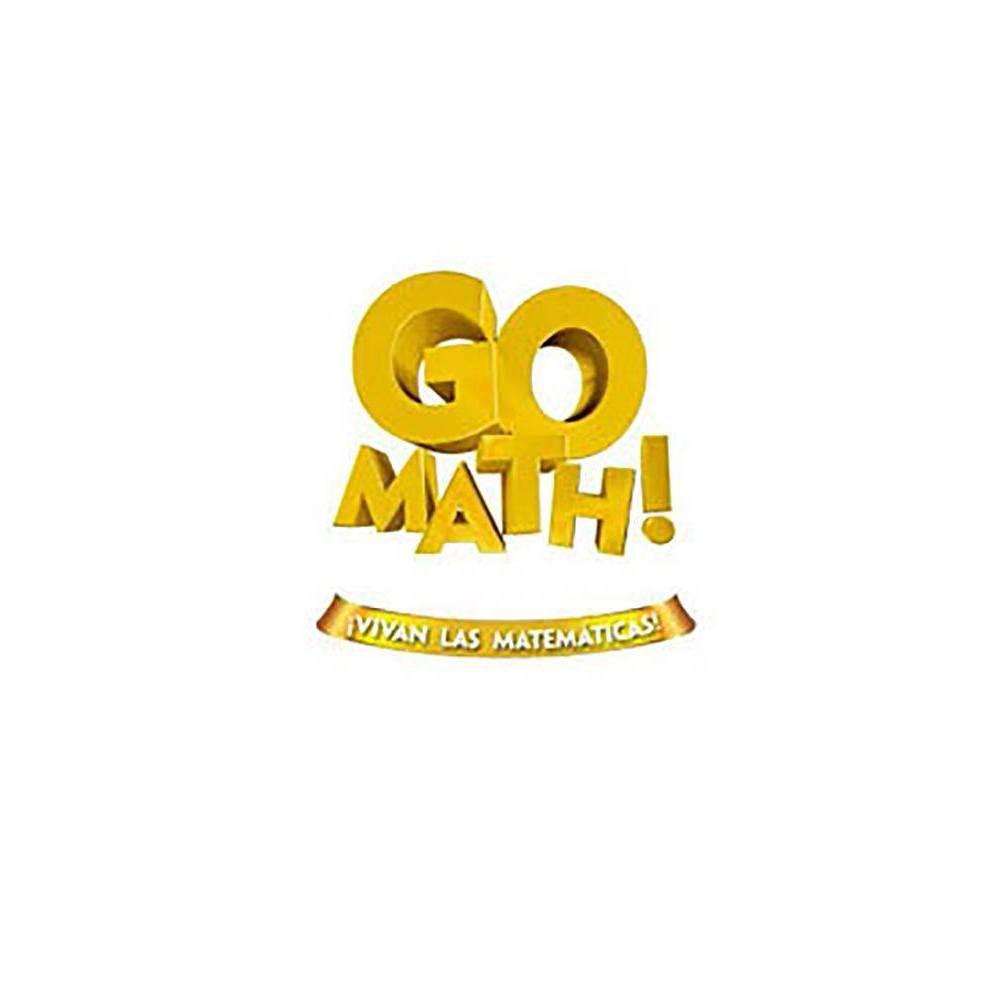 Harcourt School Publishers Spanish Math - (Paperback)