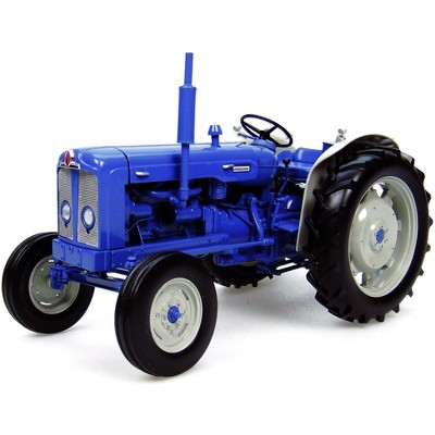 Fordson Super Major New Performance Blue 1/16 Diecast Model by Universal Hobbies
