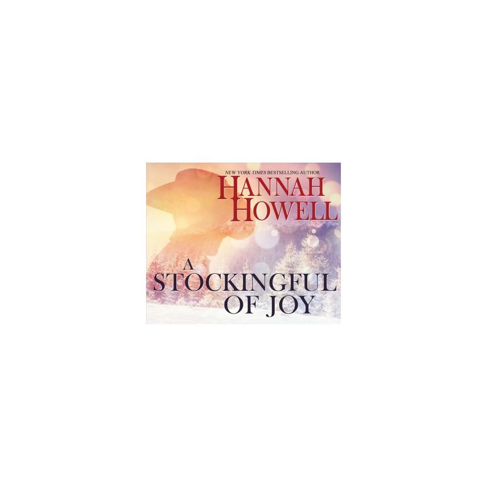 Stockingful of Joy (Unabridged) (CD/Spoken Word) (Hannah Howell)