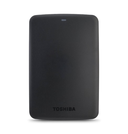 Toshiba® Canvio Basics 2TB Portable Hard Drive - Black (HDTB320XK3CA) - image 1 of 1