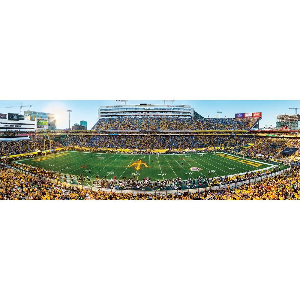 NCAA Arizona State Sun Devils Masterpiece Panoramaic Puzzle 1000pc