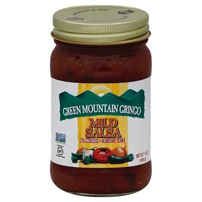 Green Mountain Gringo Mild Salsa 16oz