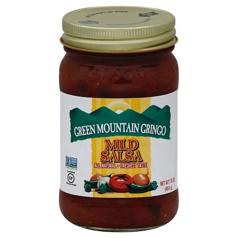 Green Mountain Gringo Mild Salsa 16 oz - image 1 of 1