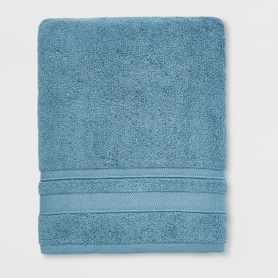 Performance Bath Towel Sea Blue - Threshold™