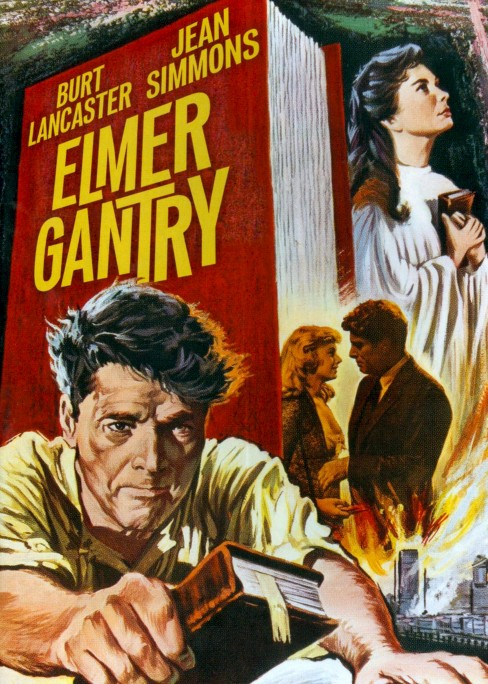 Elmer gantry (DVD) - image 1 of 1
