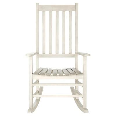 Shasta Rocking Chair - White Wash - Safavieh®