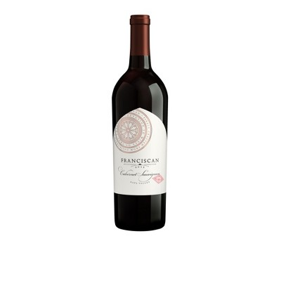 Franciscan Cabernet Sauvignon Red Wine - 750ml Bottle