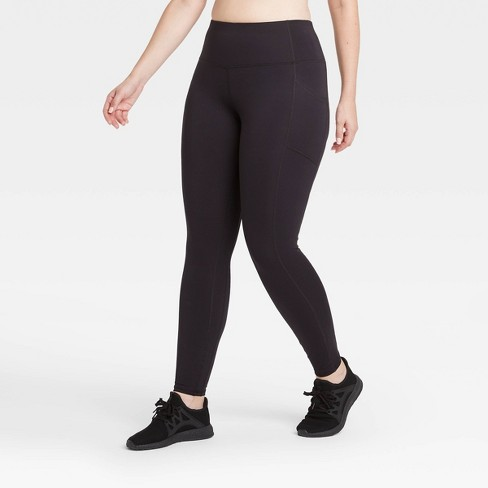 Women's Sculpted High-Waisted Leggings - All in Motion™ - image 1 of 4