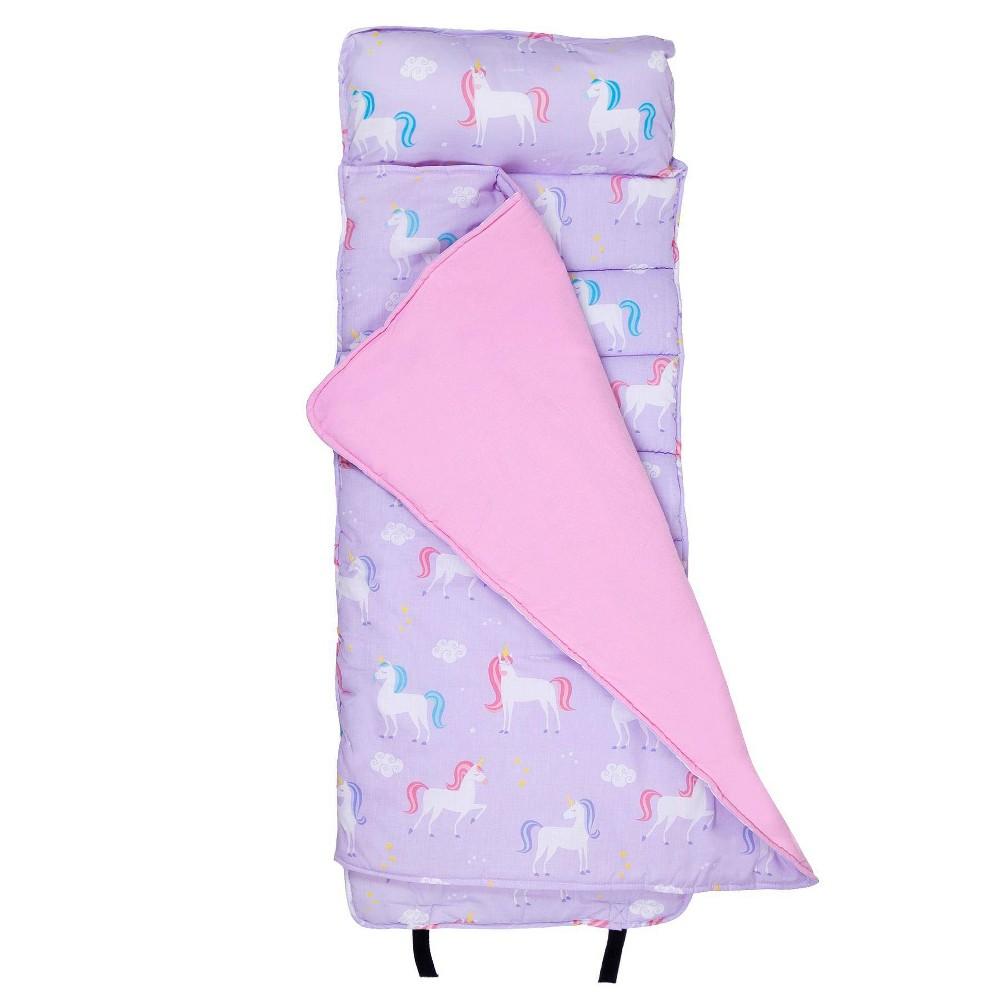 Wildkin Unicorn Original Nap Mat, Purple