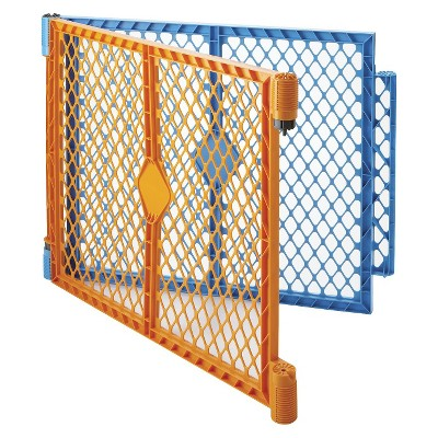 North States™ Superyard Colorplay® 2 panel Gate Extension
