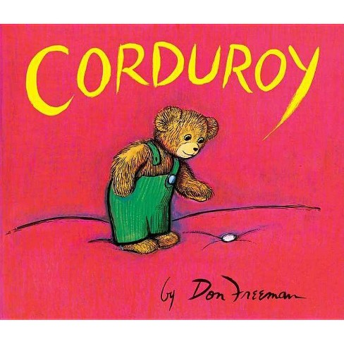 Corduroy (Reprint) by Don Freeman (Board Book) - image 1 of 1