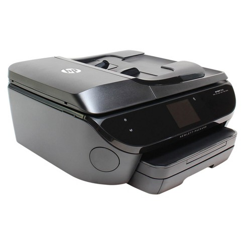 HP Envy 7645 All-in-One Color Inkjet Printer - Black (Pre-Owned/Certified -  No Ink Included)