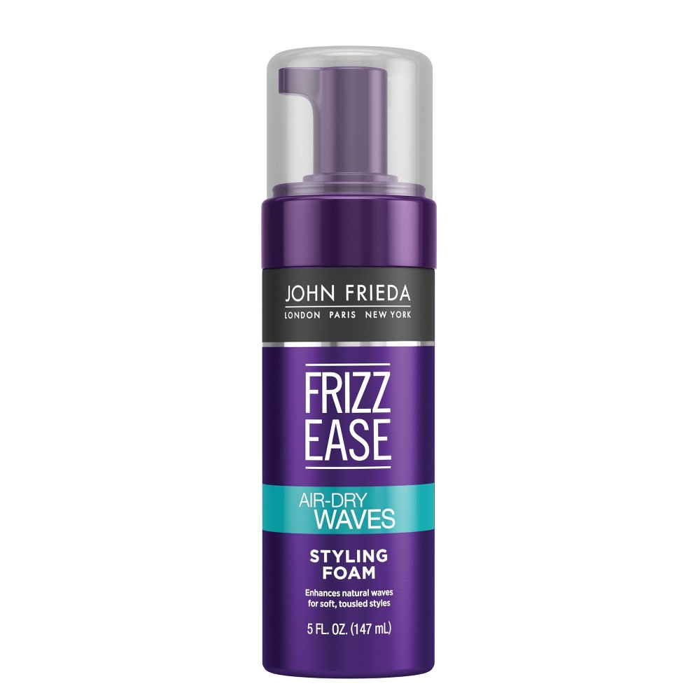 Image of Frizz Ease Air-Dry Waves Styling Foam - 5oz