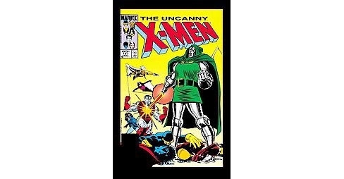 X-Men Epic Collection : The Gift (Paperback) (Chris Claremont) - image 1 of 1