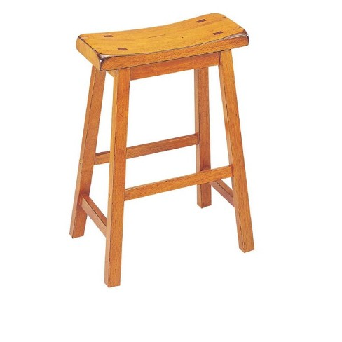 Set of 2 Gaucho Counter Height Stool - Acme Furniture - image 1 of 1