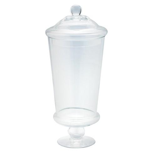 Diamond Star Glass Apothecary Jar Clear 16x6 Target