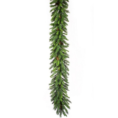 Vickerman 9' Cheyenne Artificial Christmas Garland Unlit - image 1 of 1