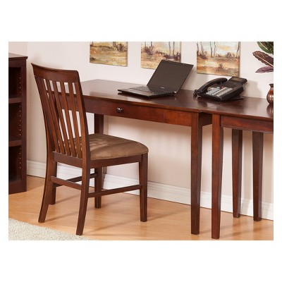 What is shaker style furniture Room Furniture Dutchcrafters Writing Desk Shaker Style Atlantic Furniture Target