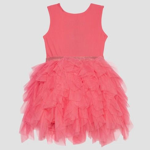 060dcc76c56a Toddler Girls  Disney Princess Ariel Ballerina Dress - Pink   Target