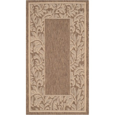 Courtyard CY2666 Power Loomed Indoor/Outdoor Rug  - Safavieh