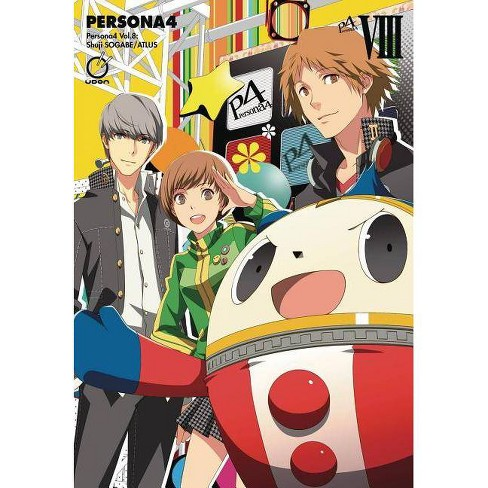 Persona 4 Volume 8 - by  Atlus (Paperback) - image 1 of 1