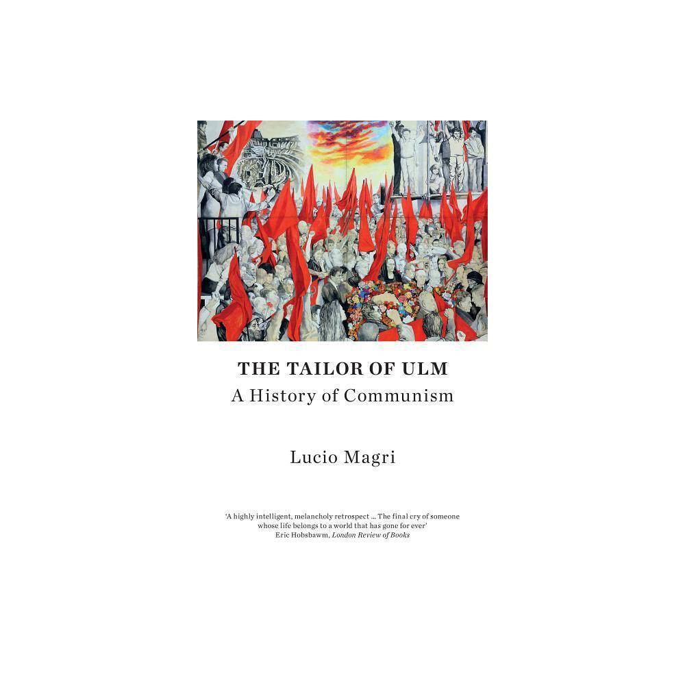 The Tailor Of Ulm By Lucio Magri Paperback
