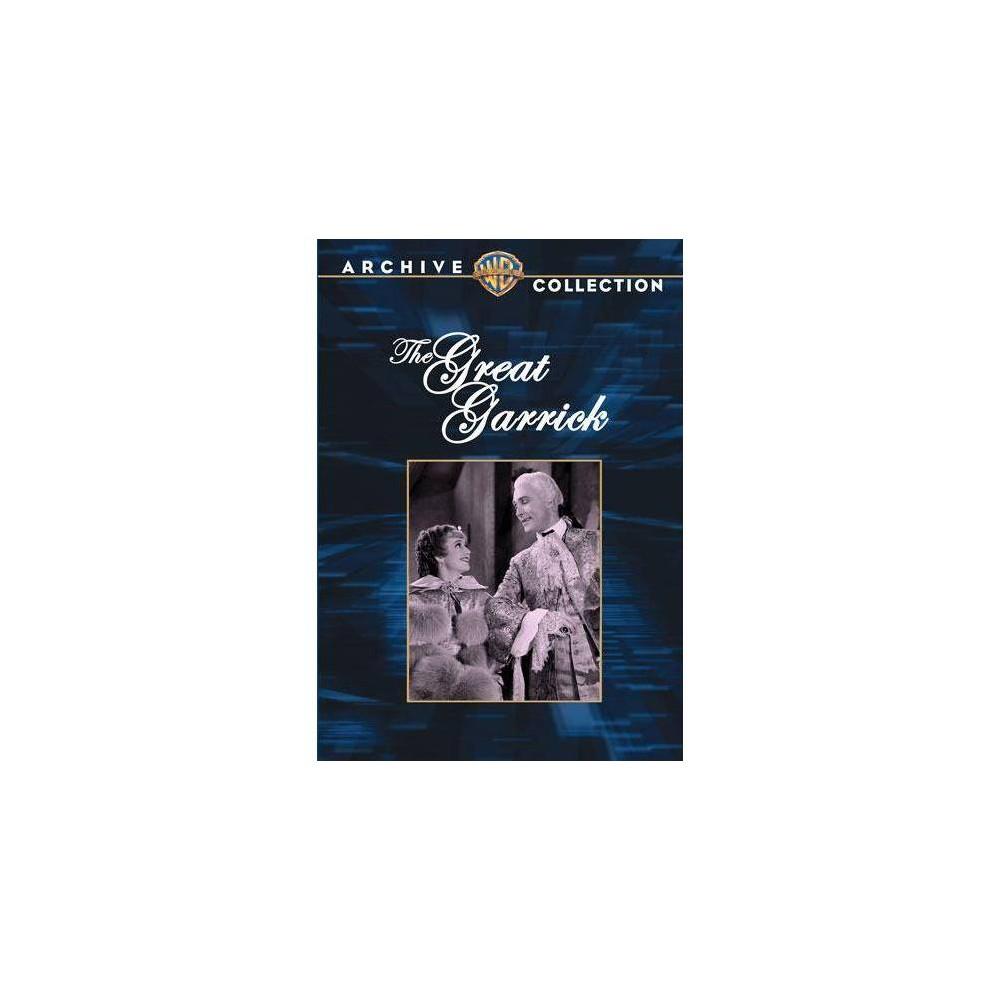 The Great Garrick Dvd 2011