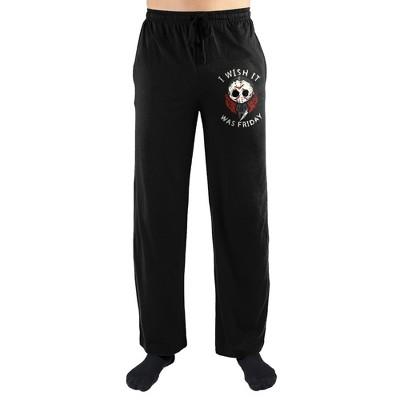 Friday The 13th 'I Wish It Was Friday' Sleep Pants