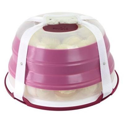Squish Dessert Carrier Pink