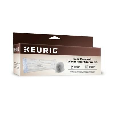 Keurig Rear Reservoir Water Filter Kit