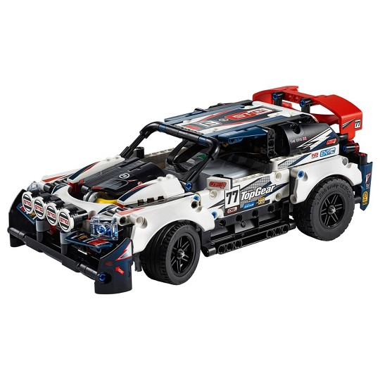 LEGO Technic Top Gear Rally Car 42109 image number null