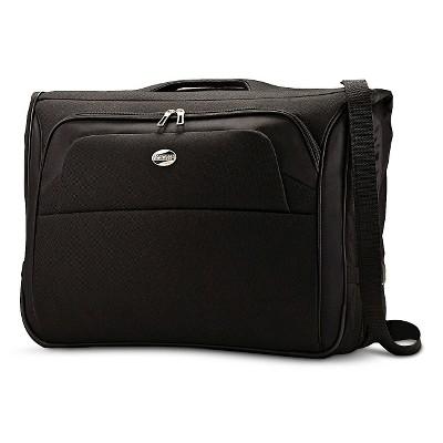 American Tourister Garment Bag - Black