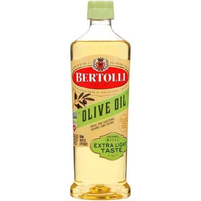 Olive Oil: Bertolli Extra Light Olive Oil