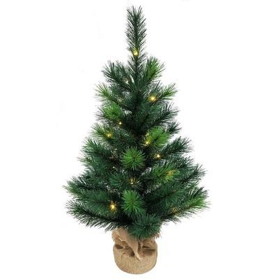 Kurt Adler 2.5' Battery-Operated Miniature Pine Tree