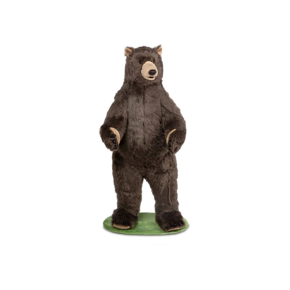 Melissa 38 Doug Grizzly Bear