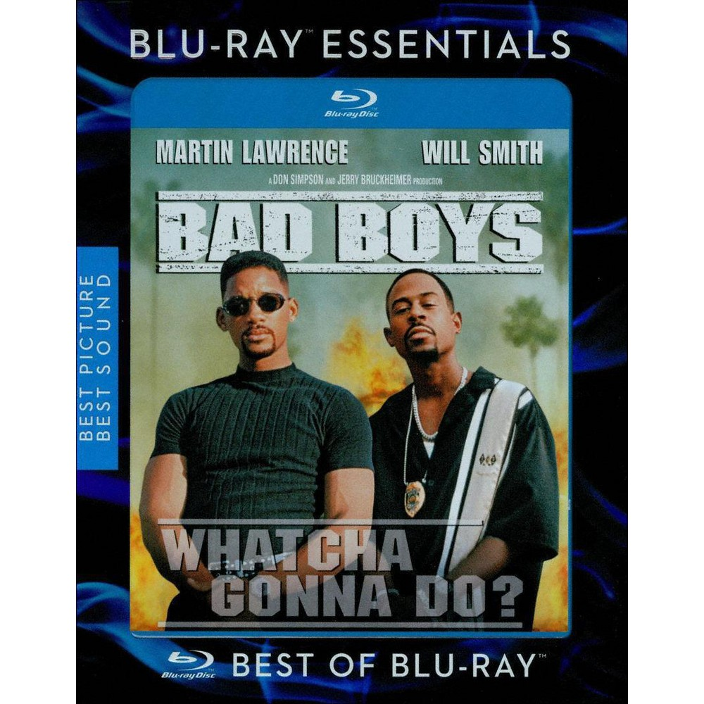 Bad Boys (Blu-ray), Movies