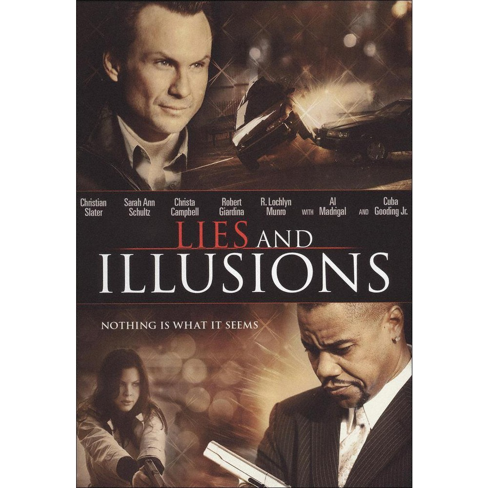 Lies & Illusions (dvd_video)
