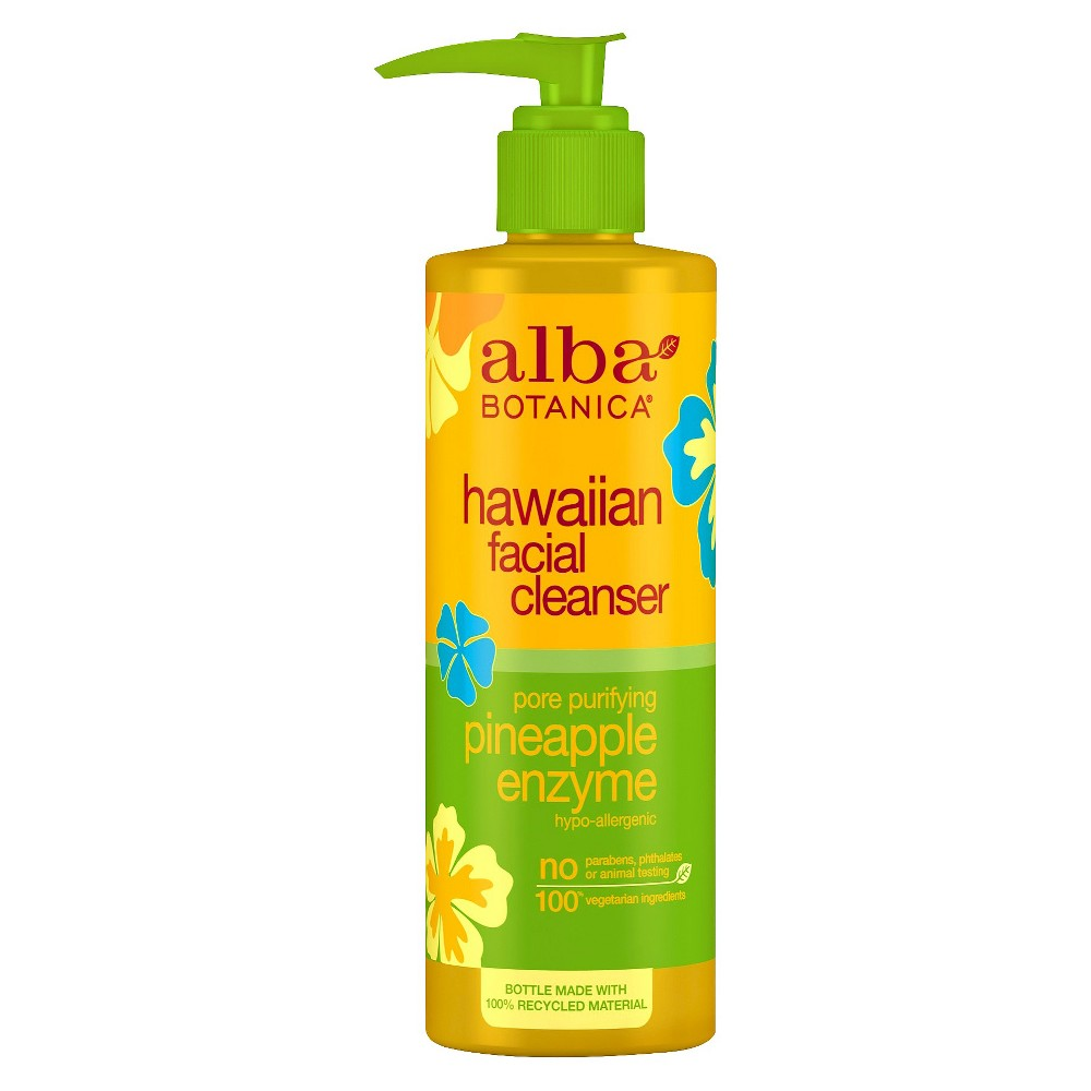 Alba Pore Purifying Pineapple Enzyme Facial Cleanser 8oz