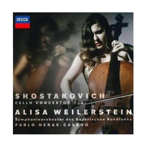 Shostakovich: Cello Concertos Nos  1 & 2 (CD)