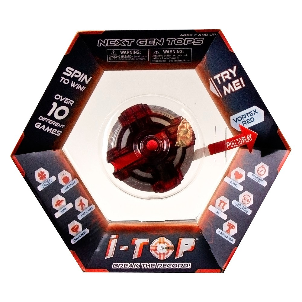 Goliath i-Top Vortex Red Game was $11.99 now $5.99 (50.0% off)