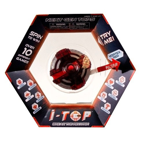 Goliath i-Top Vortex Red Game - image 1 of 3