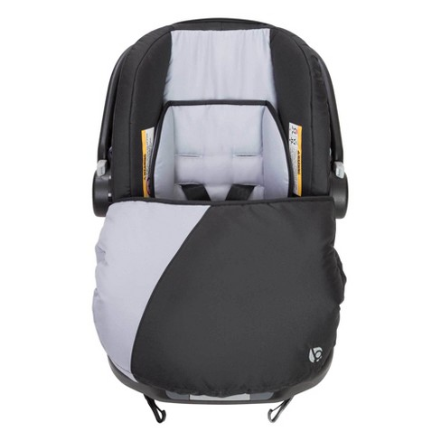 Baby Trend Ally Adjustable 35 Pound Infant Baby Car Seat and Car Base, Stormy - image 1 of 4