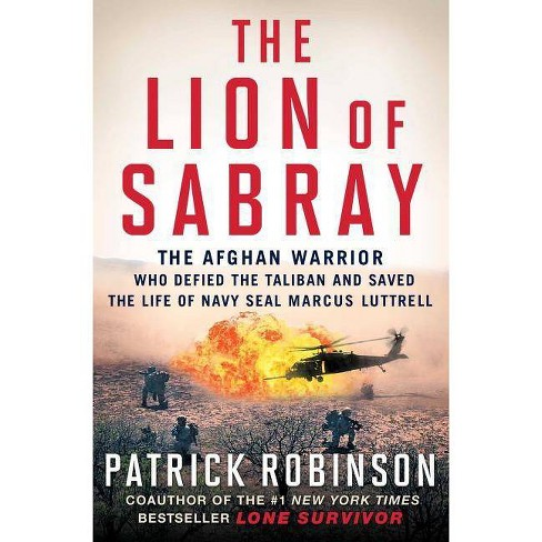 The Lion of Sabray - by  Patrick Robinson (Paperback) - image 1 of 1