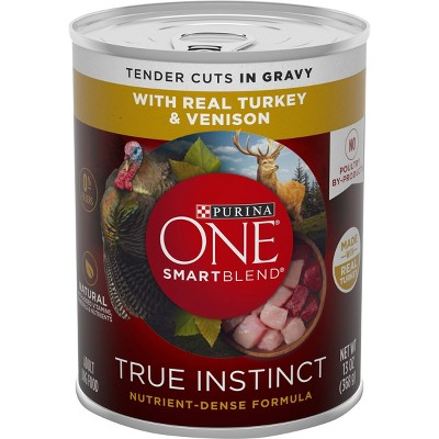 Purina ONE Smart Blend Wet Dog Food - 13oz